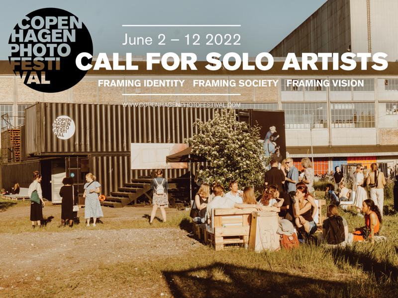 Copenhagen Photo Festival - Call for Solo Artists 2022
